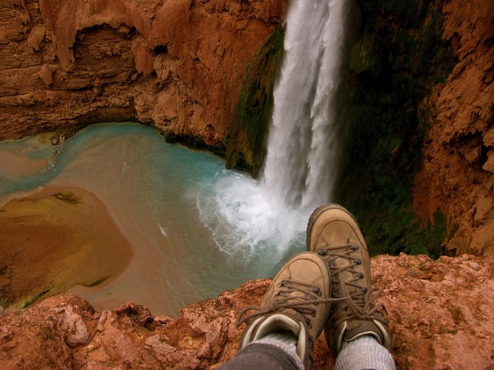Why Focusing on Adventure and Less on Luxury Will Make You an Even Happier Traveler