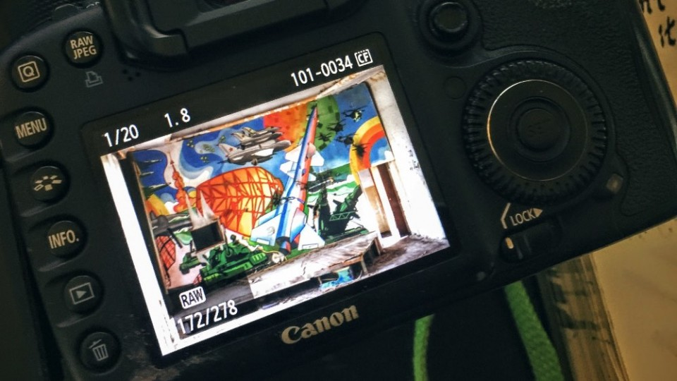 A Visit to Photokina and Why I use my Camera Phone so much