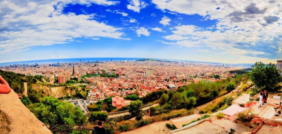 Bunkers del Carmel: An incredible view of Barcelona