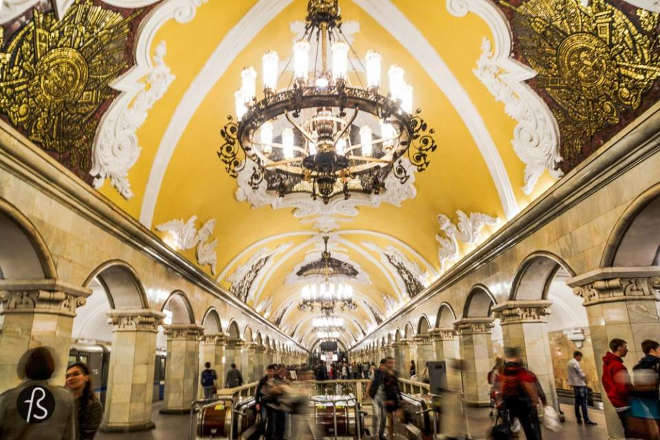 Moscow Subway: Its Secrets and Curious Facts