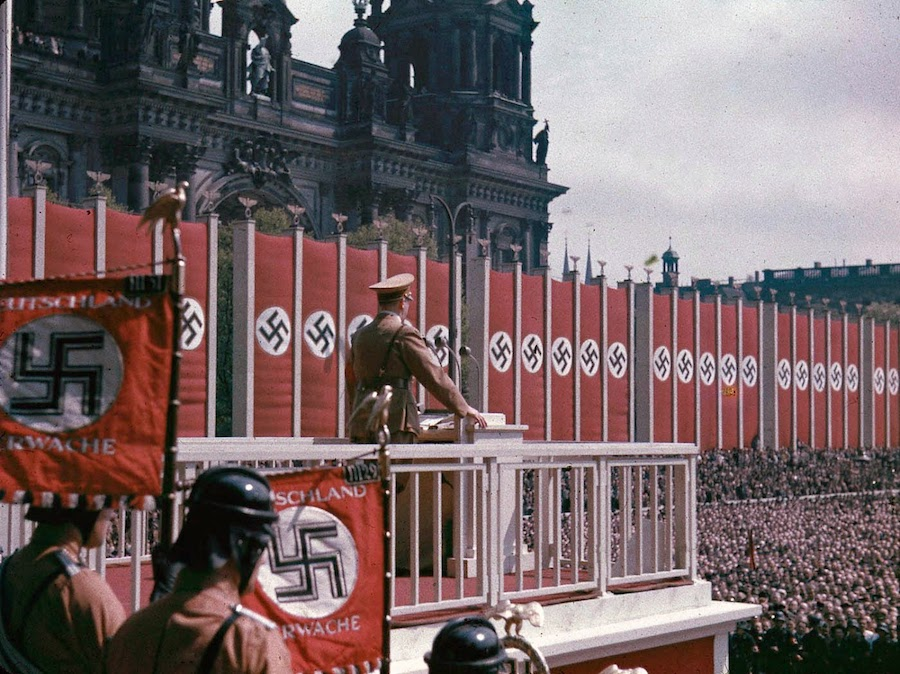 This is how Berlin used to look like back in 1936