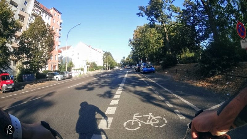 Before moving to Berlin I was living in São Paulo, a city known for its traffic jams. When I moved to Berlin I decided to go the other way and one of the first things that I bought after moving was a bike. Today I cannot imagine myself not cycling through the streets of Berlin. My bike is almost a part of me. Really.