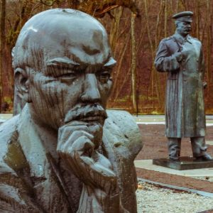 When @fotostrasse visited a Soviet Statue Graveyard in Tallinn...