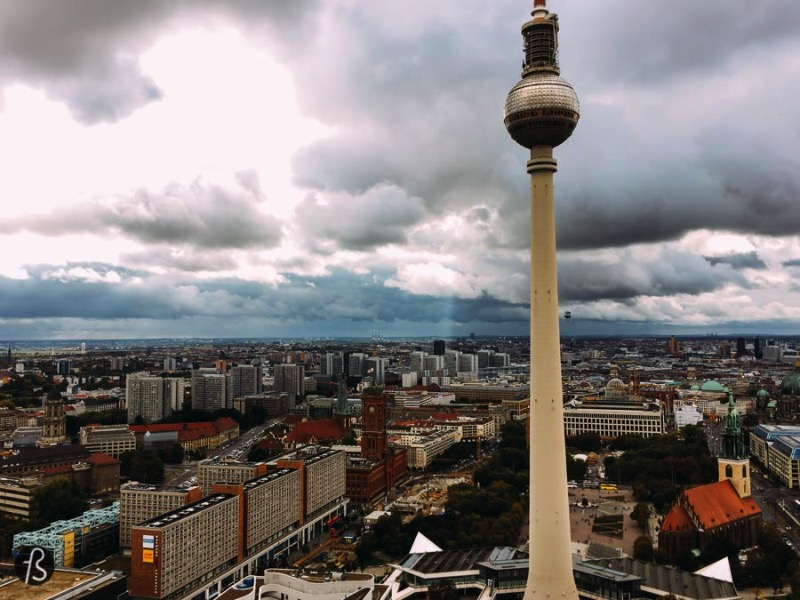 See and do a Lot of Berlin on a budget