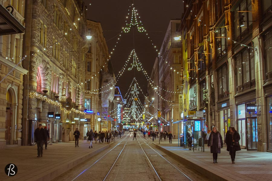 Helsinki is a city that you can enjoy more if you like to walk around. Even during winter, you should just gather some courage and walk around. And it it's starts getting too cold for you, just enter one of the many shops and cafes and get warm!