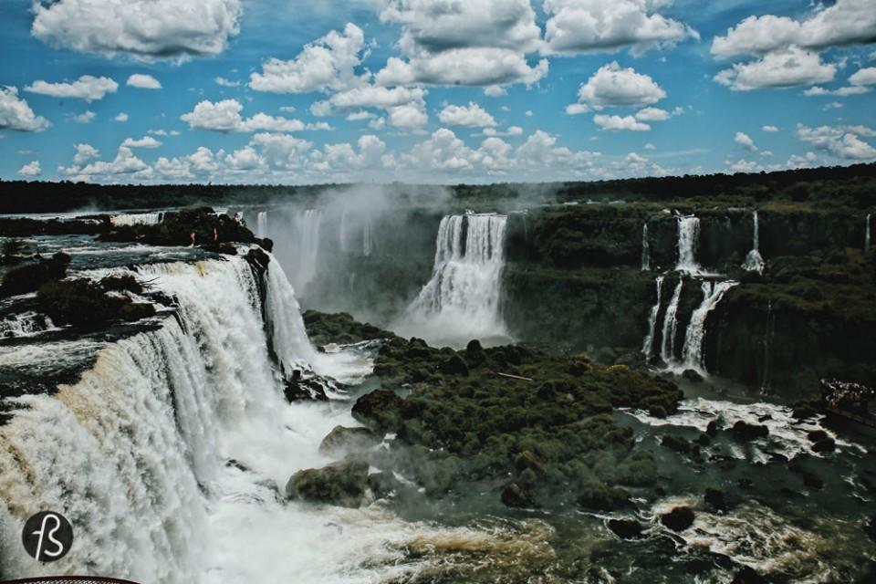 A trip to Cataratas do Iguassu in Brazil