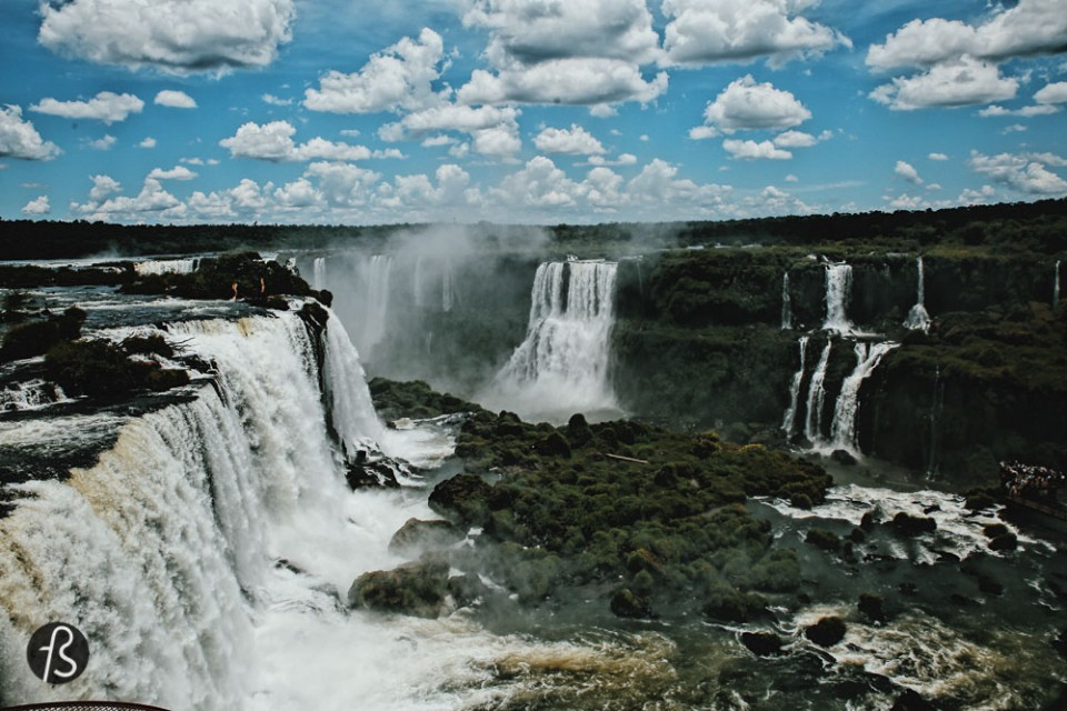 A trip to Cataratas do Iguassu in Brazil