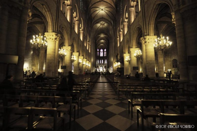 You may not have seen yet the beautiful Notre-Dame from Paris, but you surely have heard of it. Being one of the most ancient Gothic cathedrals from France, the Notre-Dame is one of the finest examples of the exquisite French Gothic architecture and well known throughout the world. Its construction began in 1163 and took long 182 years to be accomplished. As it was performed by several architects, its style embody different artistic styles, such as Gothic, Neo-Gothic design, Renaissance, Naturalism Era (and a bit of Victorian influence).