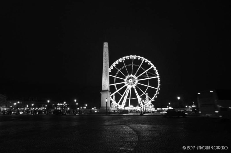 The historic Place de la Concorde in Paris is famous for major episodes that influenced western history. It's located next to the Avenue Champs-Élysées, one of the best known avenues in the world and to the Jardin des Tuileries (my favorite in Paris, will talk about it in the next Paris articles). Located in the 8th arrondissement of Paris, one of the most intense flow of locals and tourists in Paris, the square is considered the largest in the city and one of the most visited public tourist spots. It's an obligatory stop. Around it, you will see famous sights as the Seine River, L'Orangerie Museum and the Grand and Petit Palais.