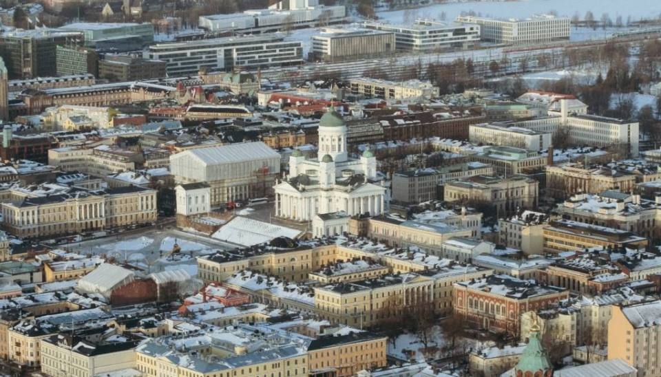 A Lot of Reasons to visit Helsinki in Winter