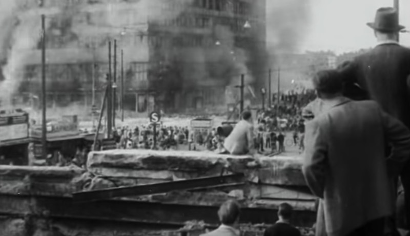 Berlin Riots: The 1953 Uprising of Workers in East Germany
