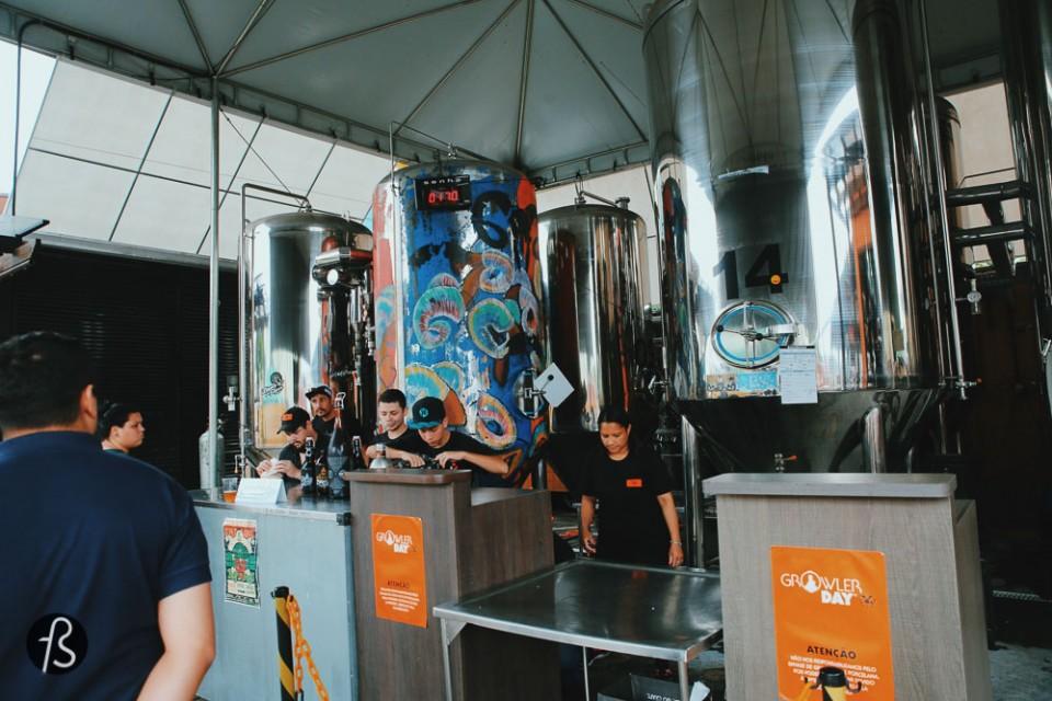 A small guide for Brazilian craft beer scene in Curitiba