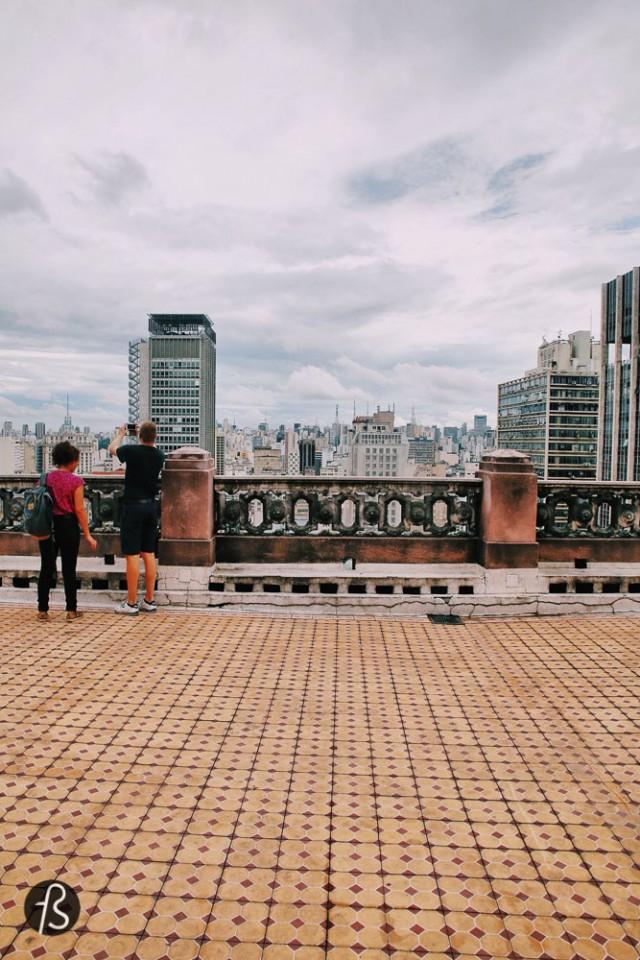 things to do in sao paulo - edificio martinelli