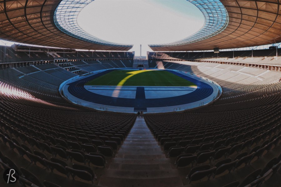 eec21a16f815 Why you need to visit the Olympiastadion Berlin via  fotostrasse