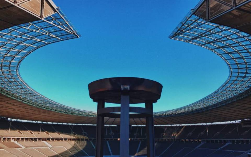 Why you need to visit the Olympiastadion Berlin even if you don't care about sports