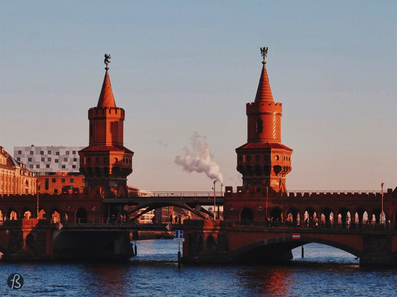 Oberbaumbrucke is not a secret to anyone, but the view from there is so classical that we had to start our list with it. Go there at the end of the day to capture the sunset with the Spree and the TV Tower in the back. But, don't forget to capture the bridge itself since it is one of the unique bridges in Berlin.