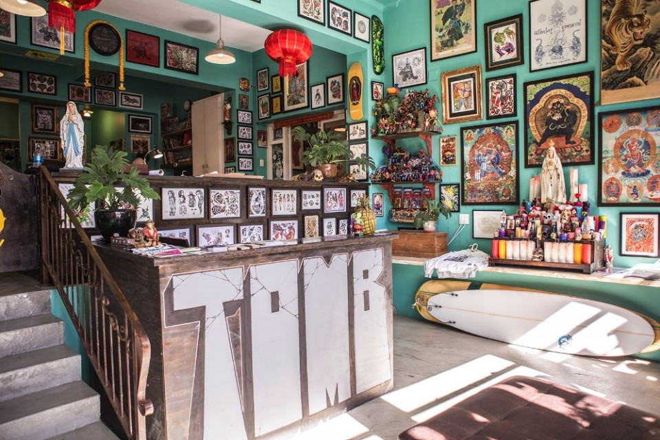 tomb tattoo shop