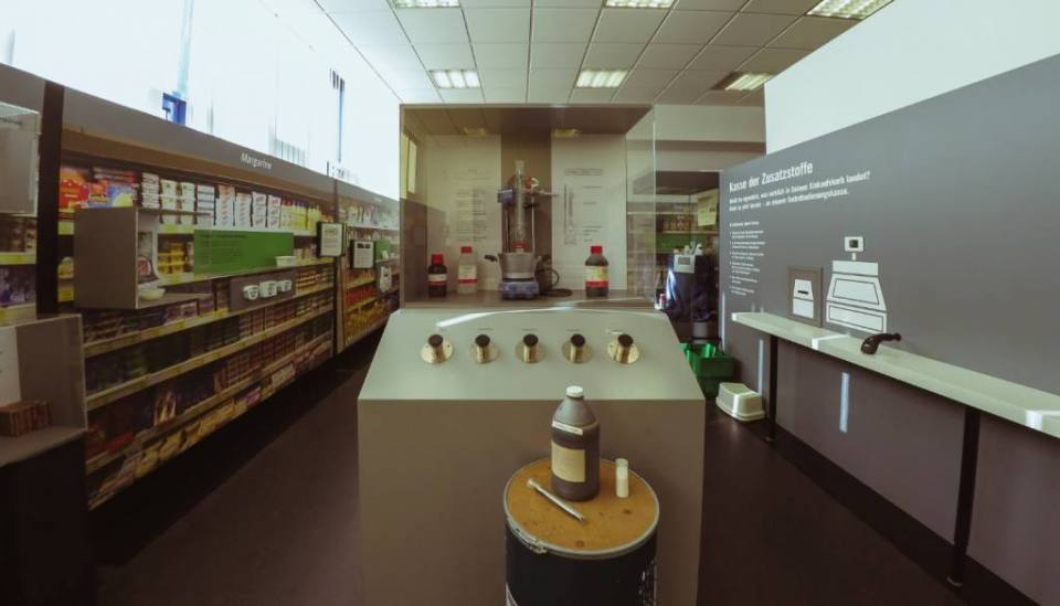 Deutsches Zusatzstoffmuseum: A Visit to the German Food Additives Museum in Hamburg