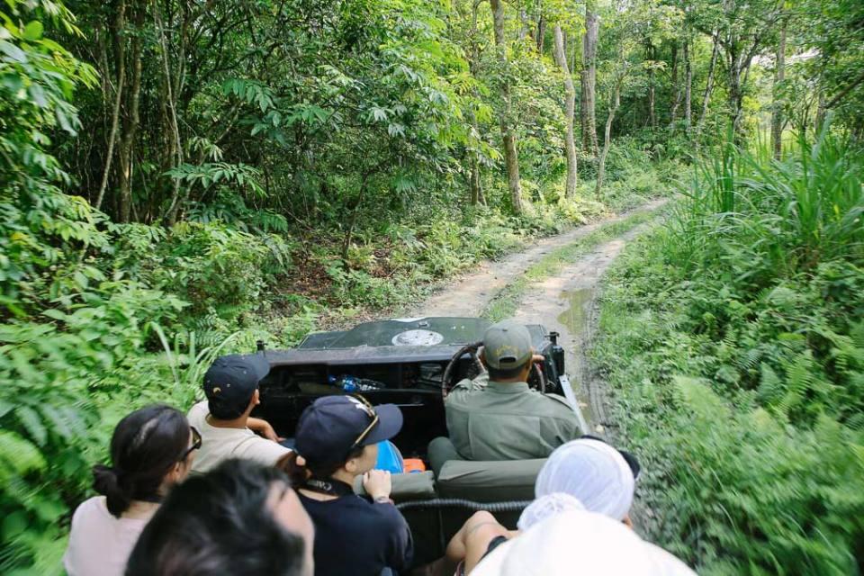 Wildlife safari in Nepal? Wait, what?