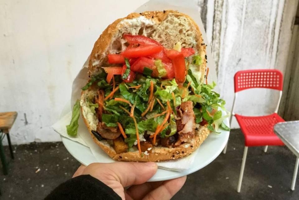 Rüyam Gemüse Kebab is the Best Chicken Döner in Berlin