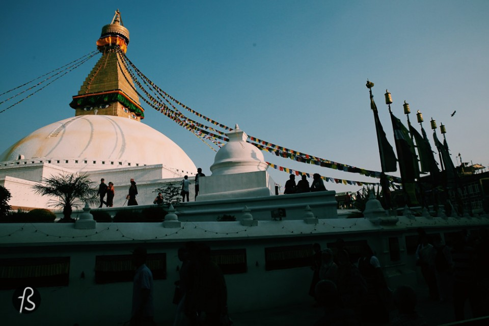 NEPAL BUDDHIST TEMPLE, THE HISTORY For years, one of the most important places of meditation and pilgrimage for Nepalis and Tibetans Buddhist is Boudhanath. Boudhanath, or also known as Boudha is the most important temple in the country. Boudha is pronounced the same way as Buddha, so 'Bo-da'. Boudhanath is located on what used to be the major trade route between the two countries, Tibet and Nepal.