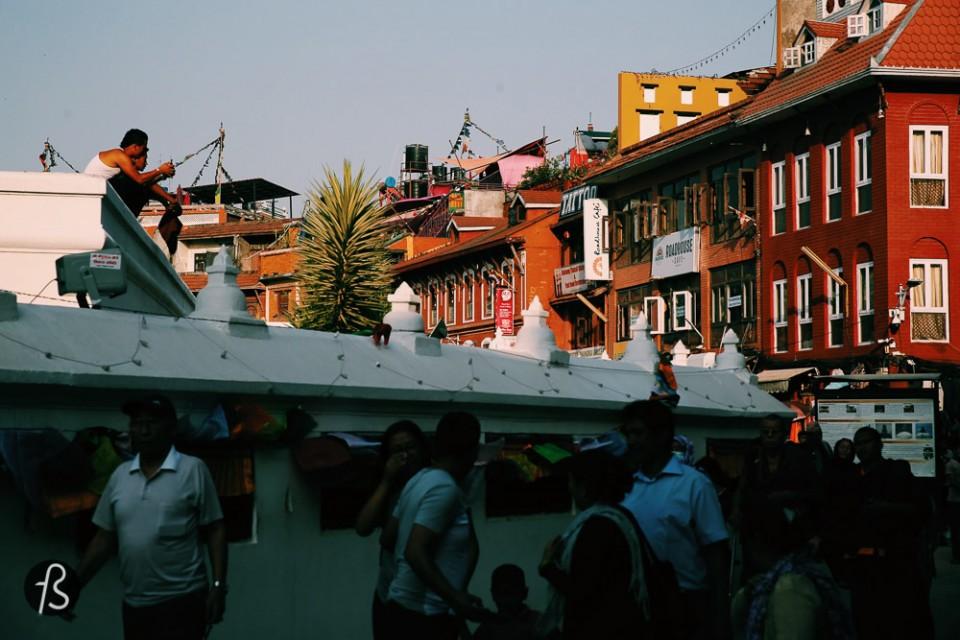 Marcela Fae - fotostrasse - Nepal Buddhist Temple -005