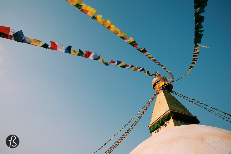 Nepal Buddhist Temple: where, what and all that