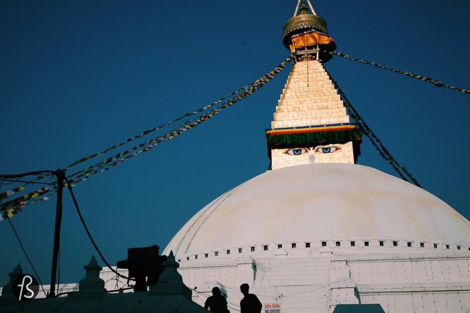 Marcela Fae - fotostrasse - Nepal Buddhist Temple --3