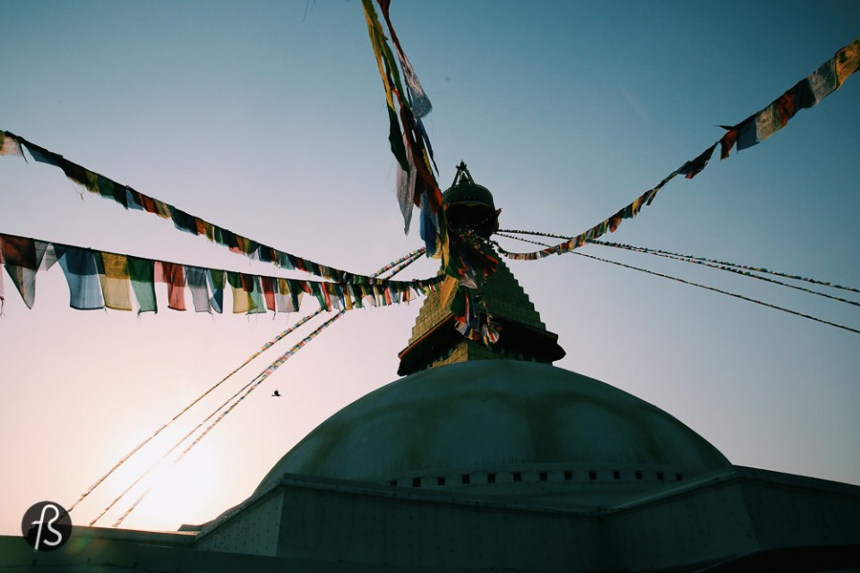 Marcela Fae - fotostrasse - Nepal Buddhist Temple --5