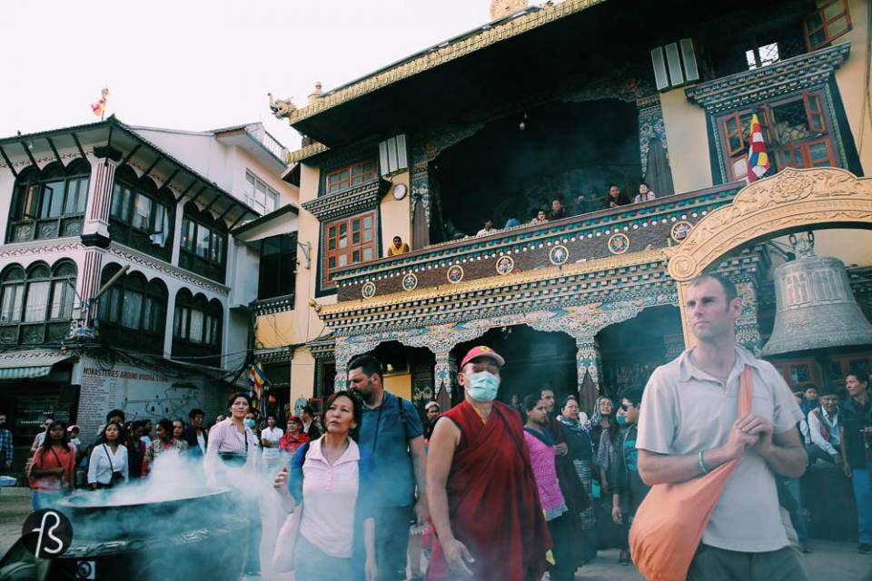Marcela Fae - fotostrasse - Nepal Buddhist Temple -904277793