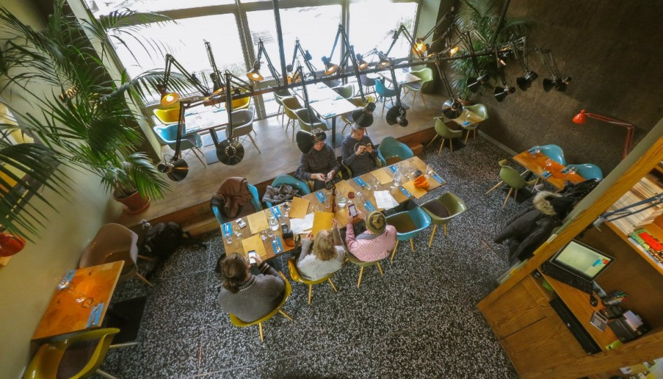 Why Restaurant Pegasus is the best place to eat in Tallinn