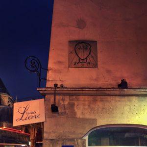 When @fotostrasse visited the Salvador Dalí Sundial in Paris