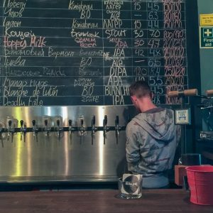 Yeltsin Bar: The Best Place to enjoy beers in Kaliningrad via...