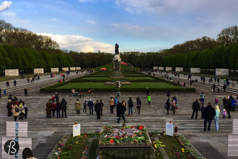 Most visitors to Berlin, even those curious about World War II history, miss one of the city's greatest, most curious, and most impressive memorials, the Soviet War Memorial at Treptower Park. Treptower Park just might be the most impressive and important war memorial you never have heard of, demonstrating how a monument can both educate and facilitate reflection.
