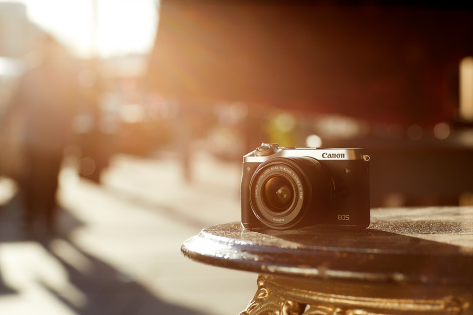 Canon M6 is the best camera for travel