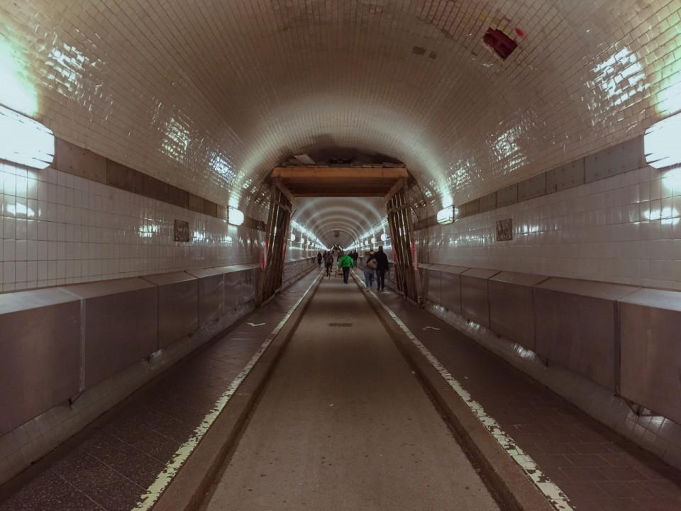 The Old Elbe Tunnel: Exploring the Hamburg Underground