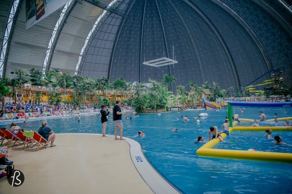 Tropical Island Berlin How To Get There