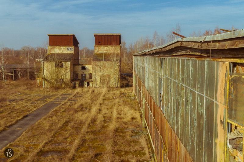 Exploring the Abandoned Flugplatz Rangsdorf Close to Berlin