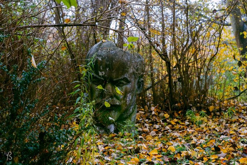 Hunting Down Lenin Statues in Fürstenberg