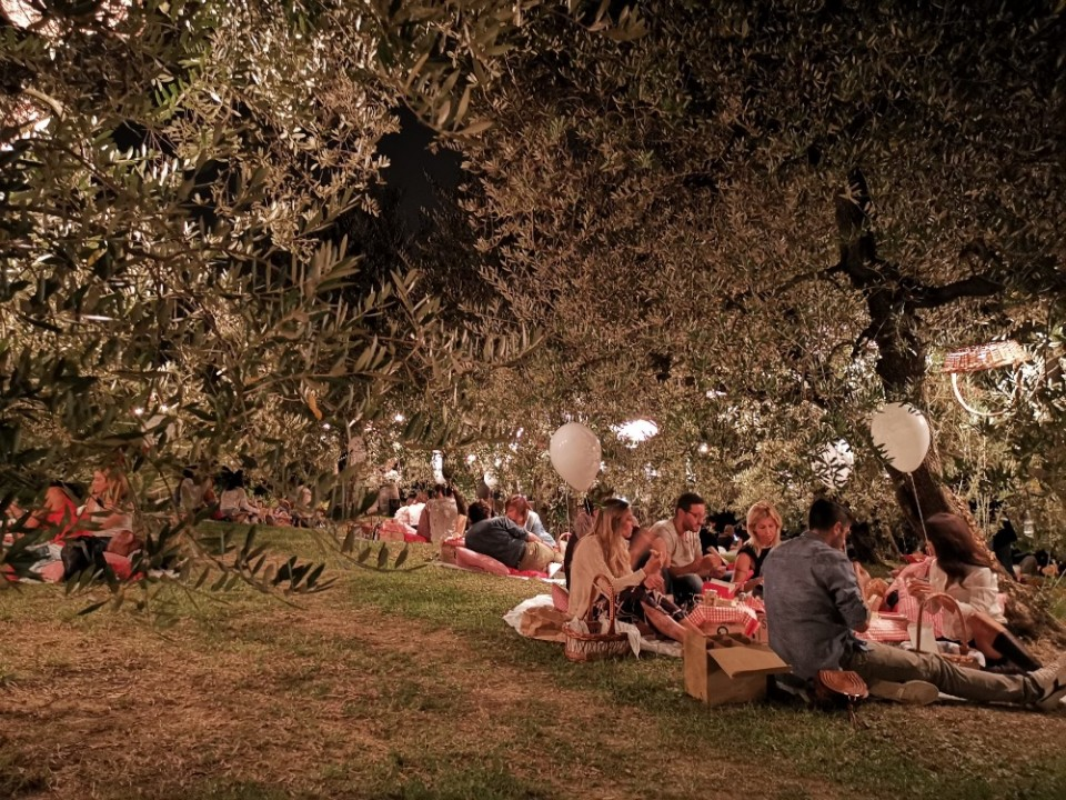 Scamporella picnic - must see in italy