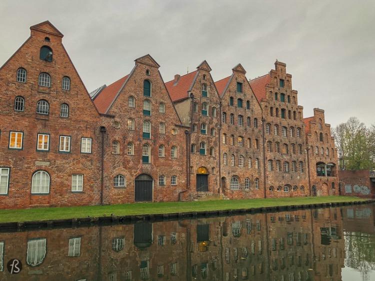Lübecker Salzspeicher: The Historical Buildings where Nosferatu was filmed