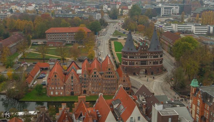 The Historical Buildings Known as Lübecker Salzspeicher via...