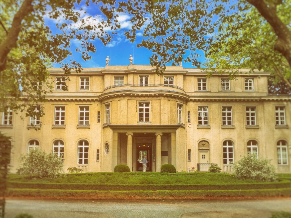 A Visit to the House of the Wannsee Conference in Berlin