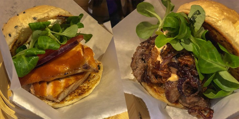 Shiso Burger: Asian inspired burgers in Berlin