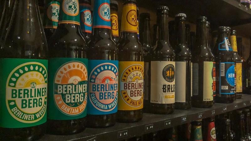 Lager Lager: Our Favorite Craft Beer Bar in Kreuzkölln via...