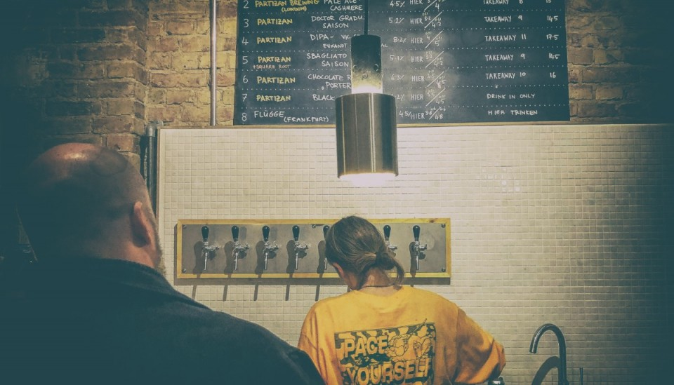 Lager Lager: Our Favorite Craft Beer Bar in Kreuzkölln