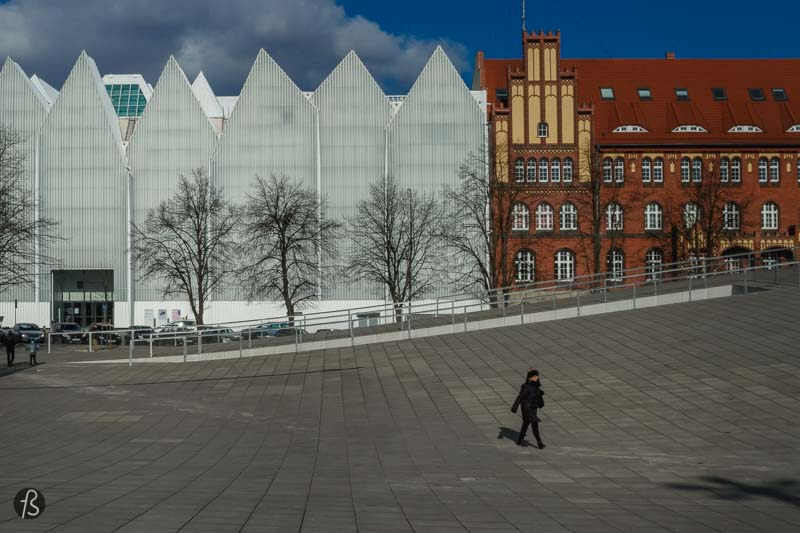 A Visit to the Szczecin Philharmonic in Poland