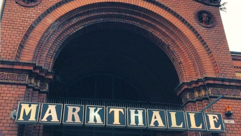 sports shoes d47e5 a2a1f Berlin's Historic Market Halls and their story via @fotostrasse