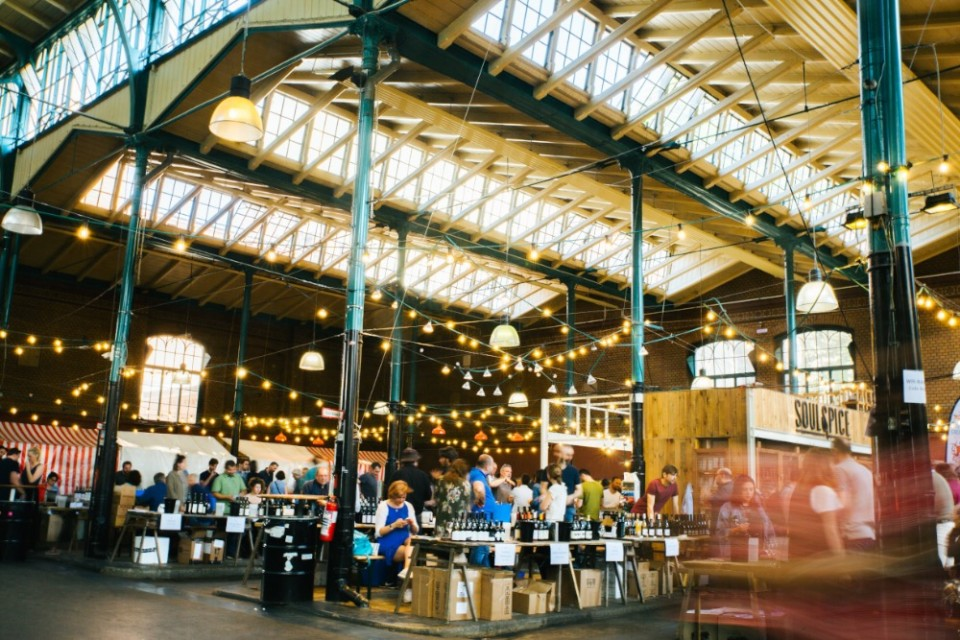 Berlin's Historic Market Halls and their story