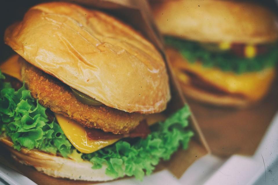Vincent Vegan: double decker burgers and beyond!